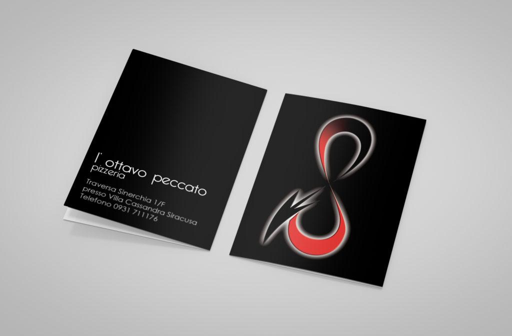 2012 L'OTTAVO PECCATO - Linea 11 Siracusa - Comunicazione, corporate brand identity, adv