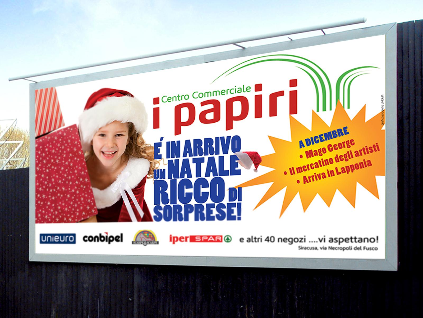 2011 C.C. I PAPIRI - Linea 11 Siracusa - Comunicazione, adv, pubblicità, video