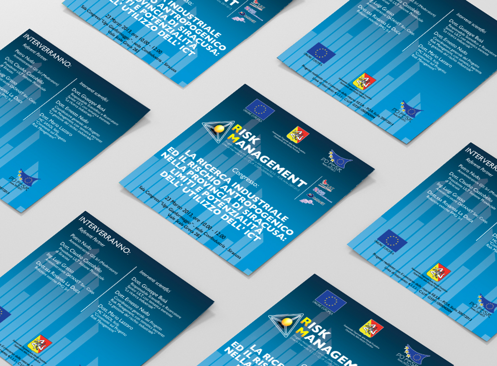 2013 L.I.L.T. - Linea 11 Siracusa - Comunicazione, pubblicazioni, adv, eventi