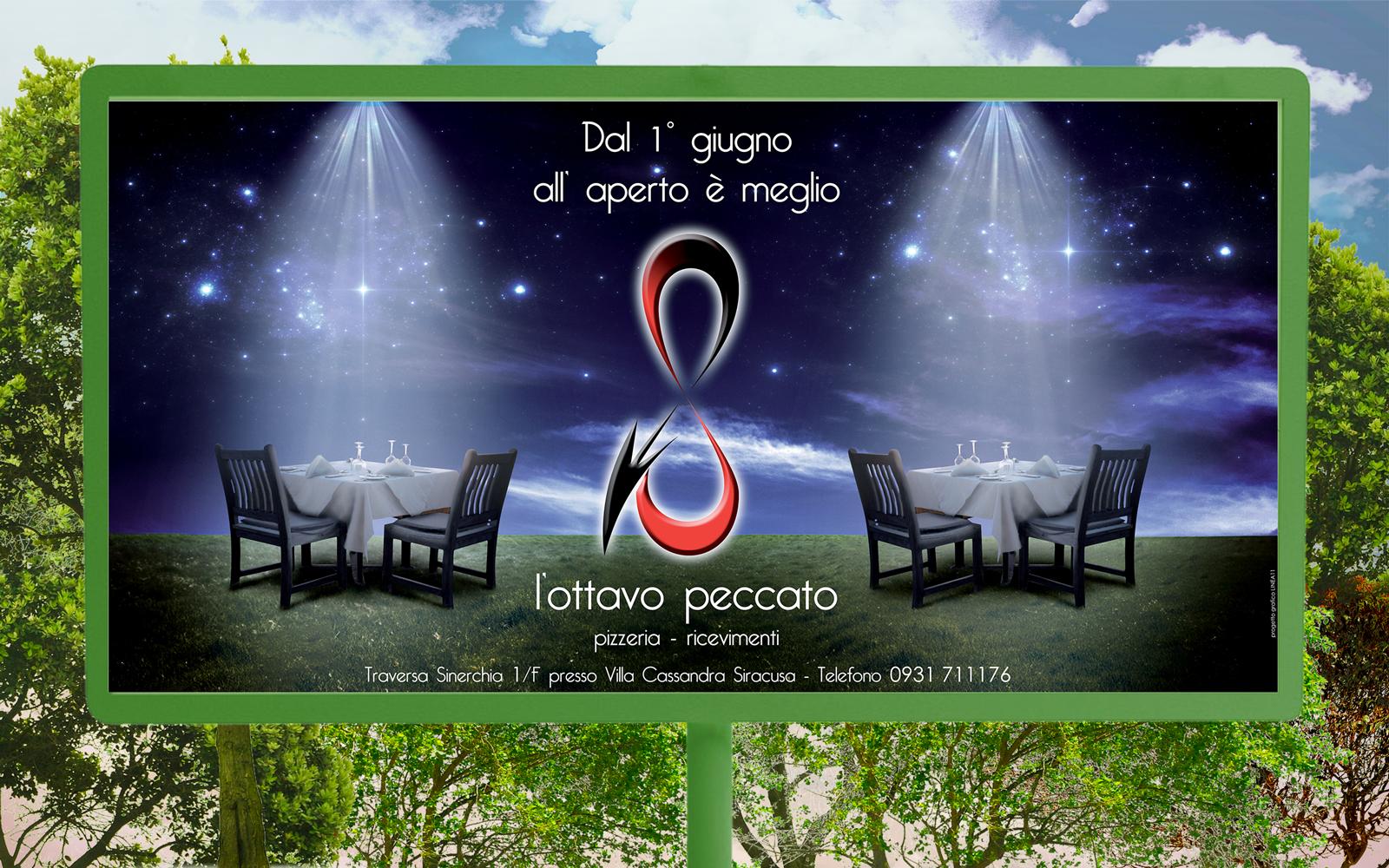 2014 L'OTTAVO PECCATO - Linea 11 Siracusa - Comunicazione, adv, pubblicità, video
