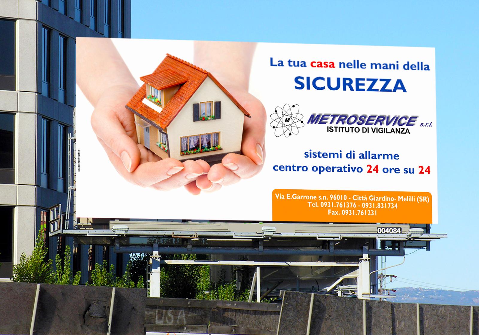 2011 METROSERVICE - Linea 11 Siracusa - Comunicazione, adv, pubblicità, web, eventi