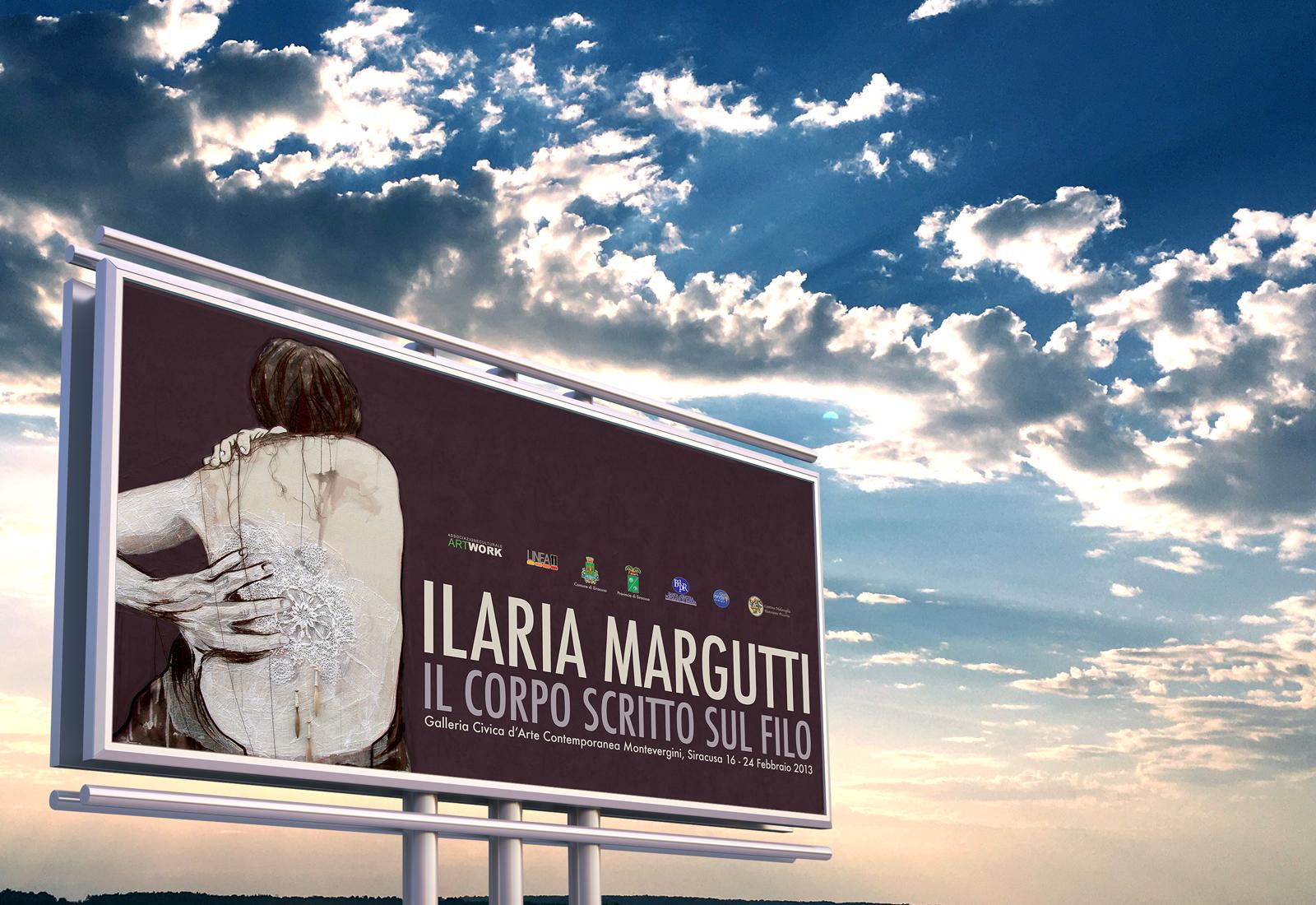 2013 ILARIA MARGUTTI - Linea 11 Siracusa - Comunicazione, eventi, pubblicazioni, adv, pubblicità