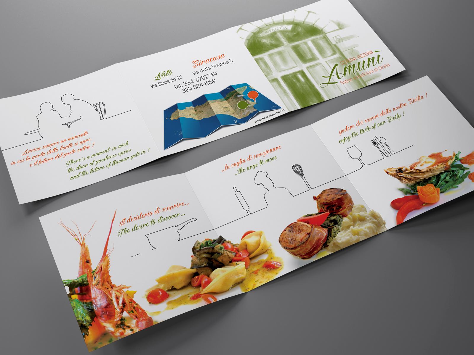 2014 AMUNÌ - Linea 11 - Company profile, comunicazione, grafica, pubblicità, eventi, siti web, illustrazioni, video, adv - Azienda abilitata MEPA