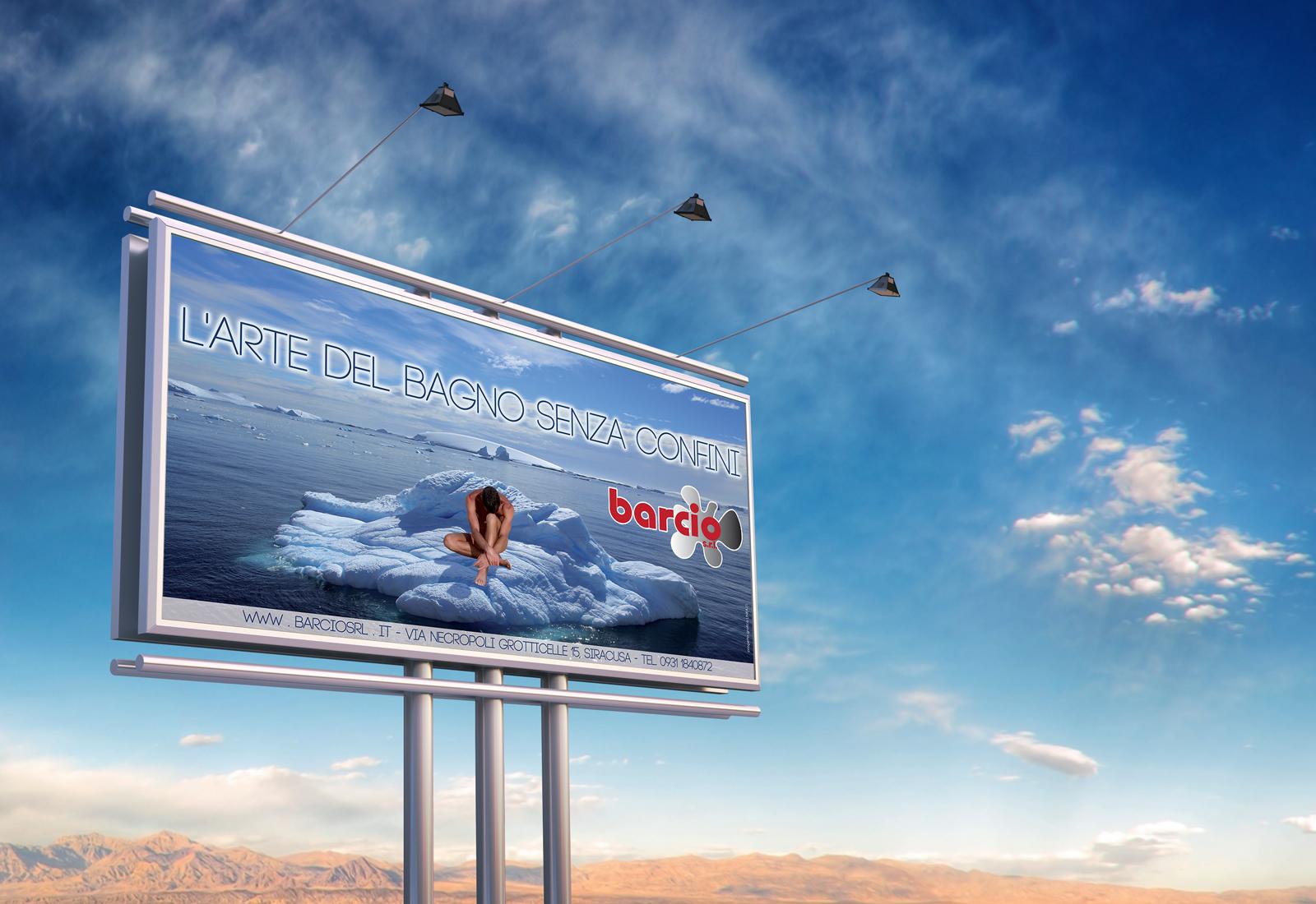 2013 BARCIO CERAMICHE - Linea 11 Siracusa - Comunicazione, adv, pubblicità